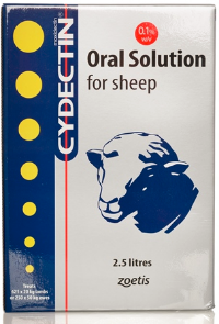Cydectin Oral Solution for Sheep