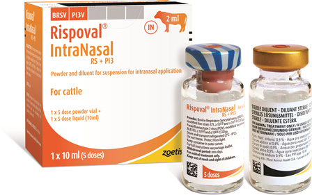Rispoval RS+Pi3 Intranasal