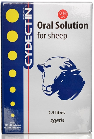 Cydectin Sheep Oral Drench
